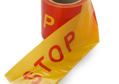 Signalinė juosta STOP